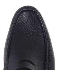 Stemar - Black Sorrento Penny Loafers for Men - Lyst