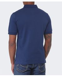 Vivienne Westwood - Blue Orb Polo Shirt for Men - Lyst
