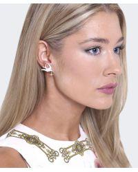 Vivienne Westwood - Metallic Paloma Stud Earrings - Lyst