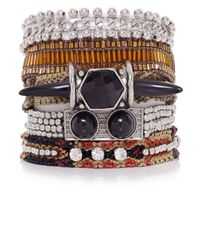 Hipanema - Brown Montana Bracelet - Lyst