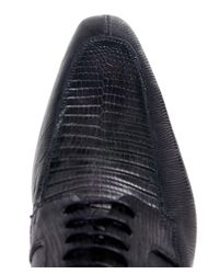 Magnanni Shoes | Gray Lace Up Snake Shoes for Men | Lyst