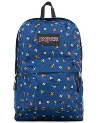 63af8c2cbe0 Lyst - Jansport The Disney X Superbreak Disney Gang Dot in Black for Men