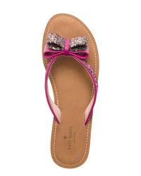 Kate Spade - Pink Icarda Sandals - Lyst