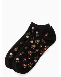 Kate Spade - Multicolor Cherry No Show Sock Set - Lyst