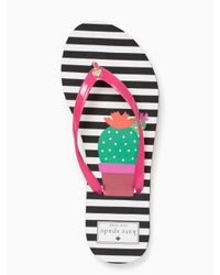 Kate Spade | Pink Nassau Sandals | Lyst