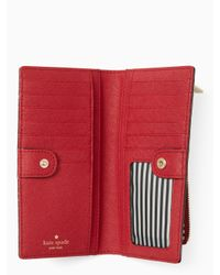 Kate Spade   Red Cameron Street Stacy   Lyst