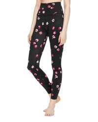 kate spade new york   Multicolor Falling Florals High Waist Back Bow Legging   Lyst
