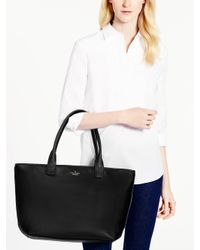 kate spade new york - Black Classic Nylon Brynne Baby Bag - Lyst