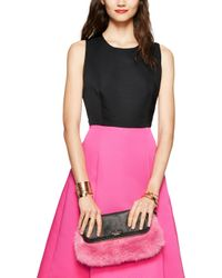 kate spade new york - Pink Evening Belles Steffe - Lyst