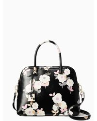 kate spade new york | Black Cameron Street Floral Margot | Lyst