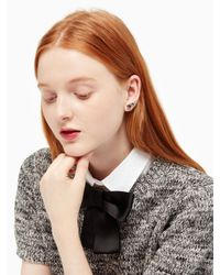 kate spade new york - Multicolor Shine On Ear Pins - Lyst