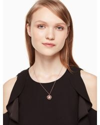 Kate Spade - Metallic Flying Colors Sputnik Mini Pendant - Lyst