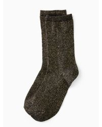 Kate Spade - Black Rose Trouser Sock Set - Lyst