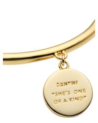 Kate Spade - Multicolor In The Stars Taurus Bangle - Lyst