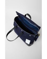 KENZO - Blue Kanvas Messenger Bag for Men - Lyst
