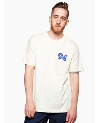 Kinfolk - Ny Connect Tee White for Men - Lyst