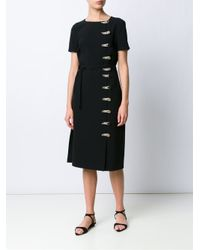 Altuzarra - Black Kyoto Toggle Dress - Lyst