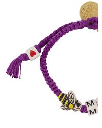 Venessa Arizaga - Purple Taco Night Bracelet - Lyst