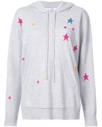 Chinti & Parker - Multicolor Star Print Hoodie - Lyst