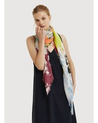 Kit and Ace - Multicolor Finishing Touch Scarf - Lyst