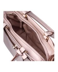 Nine West - Pink Finian Satchel - Lyst