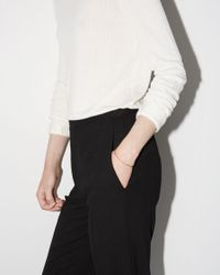 Gabriela Artigas | Metallic Subtle Cuff | Lyst