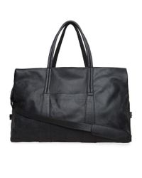 Maison Margiela - Black Weekender Bag for Men - Lyst