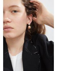 Sophie Bille Brahe - Metallic Venus Earrings - Lyst