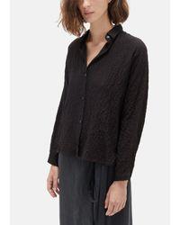 Moderne - Black Long Sleeve Artist Shirt - Lyst