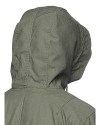 Alpha Industries - Green 'm-59' Fishtail Hem Hopsack Parka for Men - Lyst