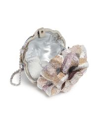 Judith Leiber - Multicolor Magnolia Sweet Bay' Crystal Pavé Minaudière - Lyst