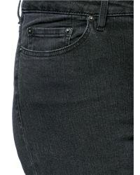 Acne Studios - Gray 'skin 5' Skinny Jeans - Lyst