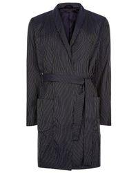 La Perla | Multicolor Striped Jacquard Robe In Silk And Cotton for Men | Lyst
