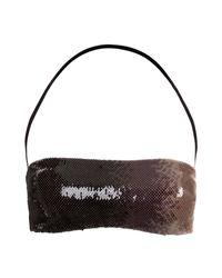 La Perla | Black Bandeau Bikini Top | Lyst