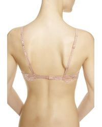La Perla | Pink Push-up Bra | Lyst