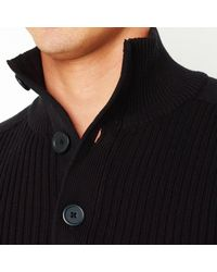 LA REDOUTE - Black Standard Cotton Jumper/sweater for Men - Lyst