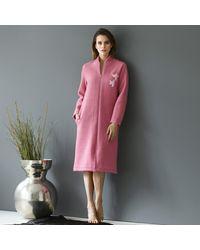 LA REDOUTE - Pink Courtelle Bathrobe - Lyst