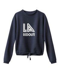 LA REDOUTE - Blue La Redoute Vintage Logo Sweatshirt - Lyst