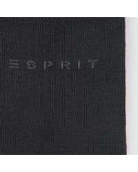 Esprit - Black Pack Of 2 Pairs Of Basic Easy Non-constricting Socks for Men - Lyst