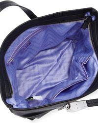 Versace Jeans - Black Tassel Zip-top Tote Bag - Lyst