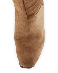 Circus by Sam Edelman | Brown Howell Suede/leather Over-the-knee Boot | Lyst