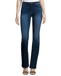 CJ by Cookie Johnson | Blue Life Baby Boot-cut Jeans | Lyst
