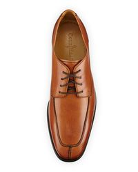 Cole Haan | Brown Adams Leather Split Oxford Lace-up for Men | Lyst