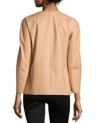 Michael Kors | Multicolor Mac Swing Jacket | Lyst