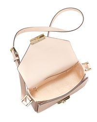 Longchamp - Natural Le Pliage Heritage Small Crossbody Bag - Lyst