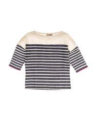 lemlem - Blue Kulkulu Gabi Shirt - Lyst