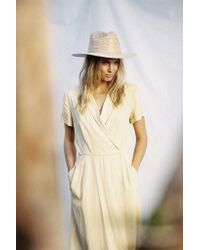 Lack of Color - Palma Fedora | Natural - Lyst