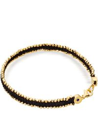 Astley Clarke - Metallic Walk On The Wild Side Nugget Bracelet - Lyst
