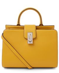 Marc Jacobs - Small Yellow West End Tote - Lyst