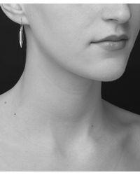 Dinny Hall - Multicolor Medium Rose Gold-plated Lotus Petal Drop Earrings - Lyst